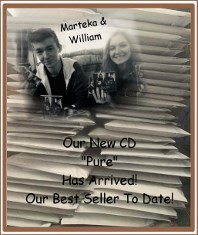 Marteka & William New CD Pure  198X235